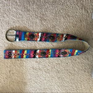 BoHo vintage belt Chico's